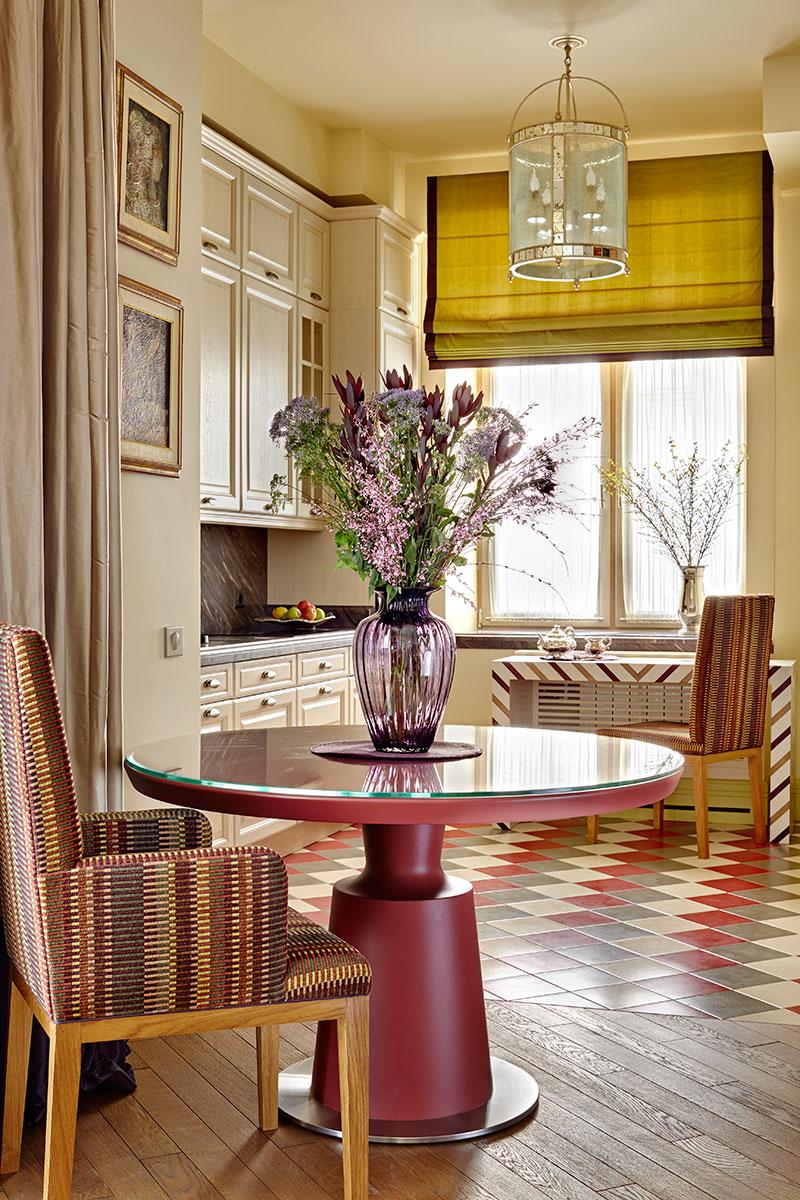 35 проектов кухонь в маленьких квартирах (галерея 0, фото 22)