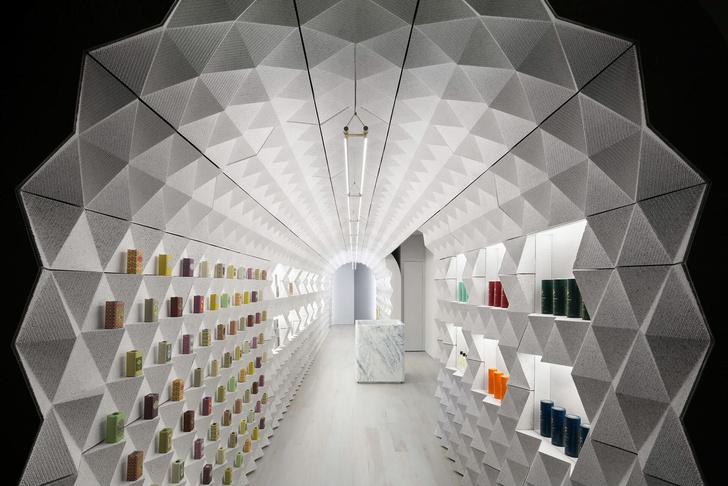 Парфюмерный бутик Claus Porto в Нью-Йорке (фото 0)