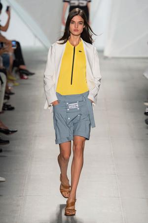 Показы мод Lacoste Весна-лето 2015 | Подиум на ELLE - Подиум - фото 4061