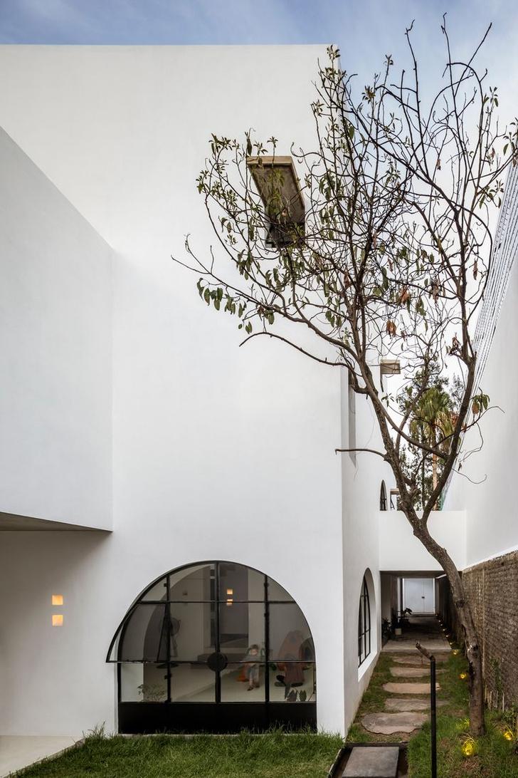Less is More: минималистский дом в Мексике (фото 10)