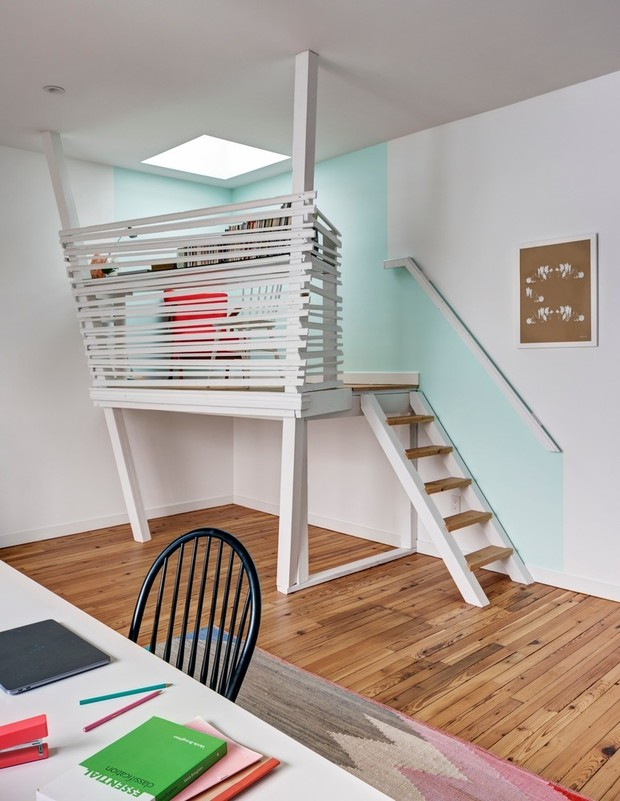 Маленькая квартира: 10 полезных идей (фото 19)