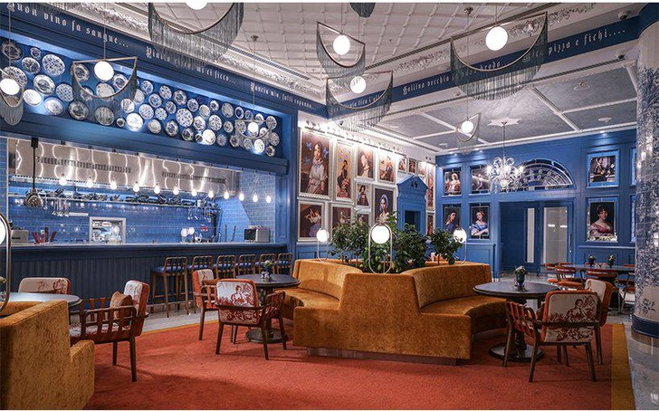 Расцвет Ренессанса: ресторан и бар в Турции (фото 4)