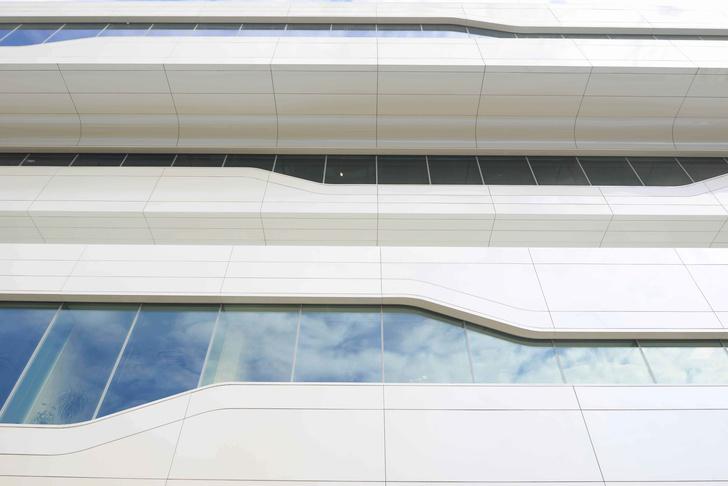 Главные проекты Zaha Hadid Architects в России (фото 26)