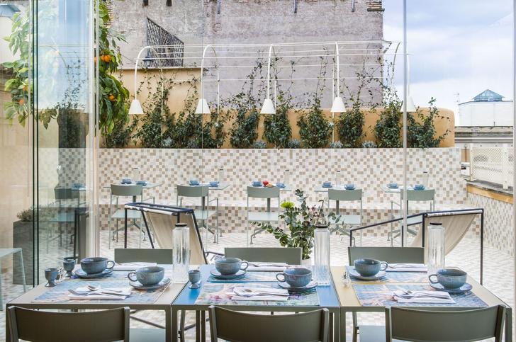 Комната в Риме: уютный бутик-отель в духе кондоминиума (фото 7)