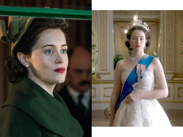 Вдохновение кино: образы из сериала «Корона» (фото 18)