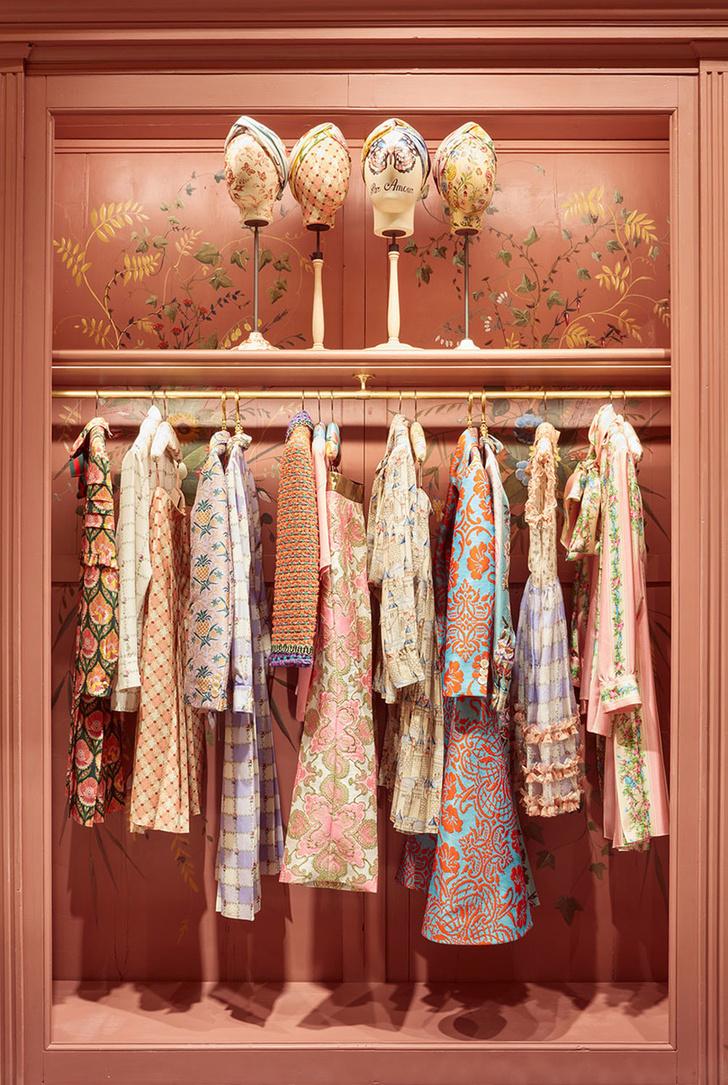 Модный дом GUCCI открыл ресторан во Флоренции (фото 4)