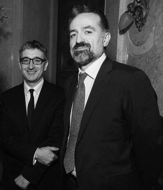 Архитекторы Лино Лозанно и Лоренцо Перини, бюро PLS Design