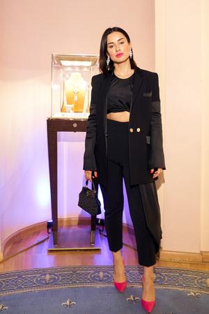 Екатерина Мухина, Снежана Георгиева и другие гости музыкального вечера Bvlgari (фото 6.1)