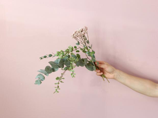 Мастер-класс: осенний букет из диких цветов (фото 35)