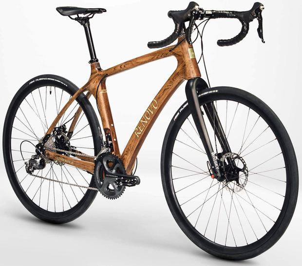 Поехали! Дизайнерские велосипеды и аксессуары для велопрогулок. (фото 5)