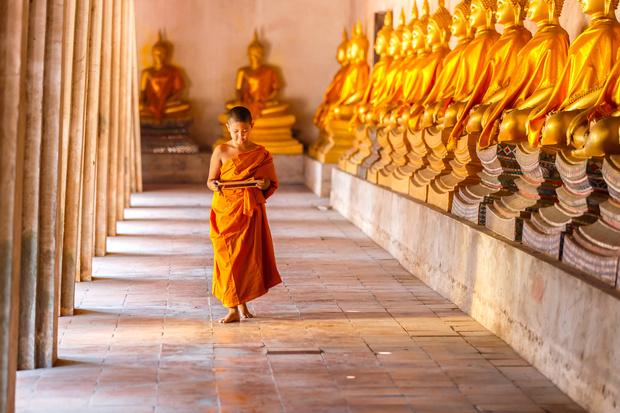 «Диета Будды», или 6 правил древнейшего метода похудения с ноября по февраль (фото 1)