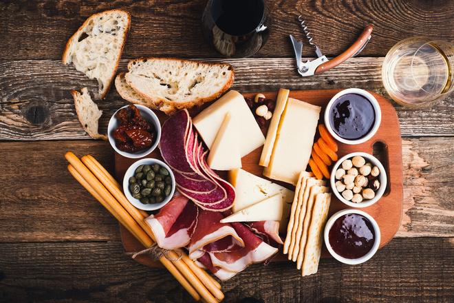 Что происходит с телом, когда вы едите сыр? (фото 1)