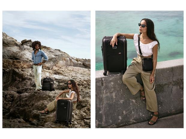 Идеальное путешествие Ленни и Зои Кравиц на Багамы (фото 5)