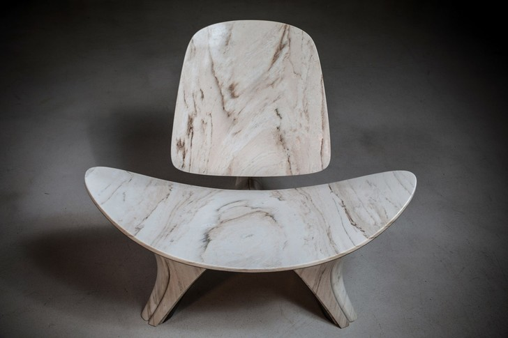 Стул Shell CH07Z: переосмысление от Zaha Hadid Architects (фото 5)