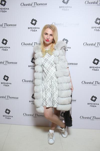 Во «Временах Года» состоялось открытие бутика Chantal Thomass   галерея [1] фото [5]