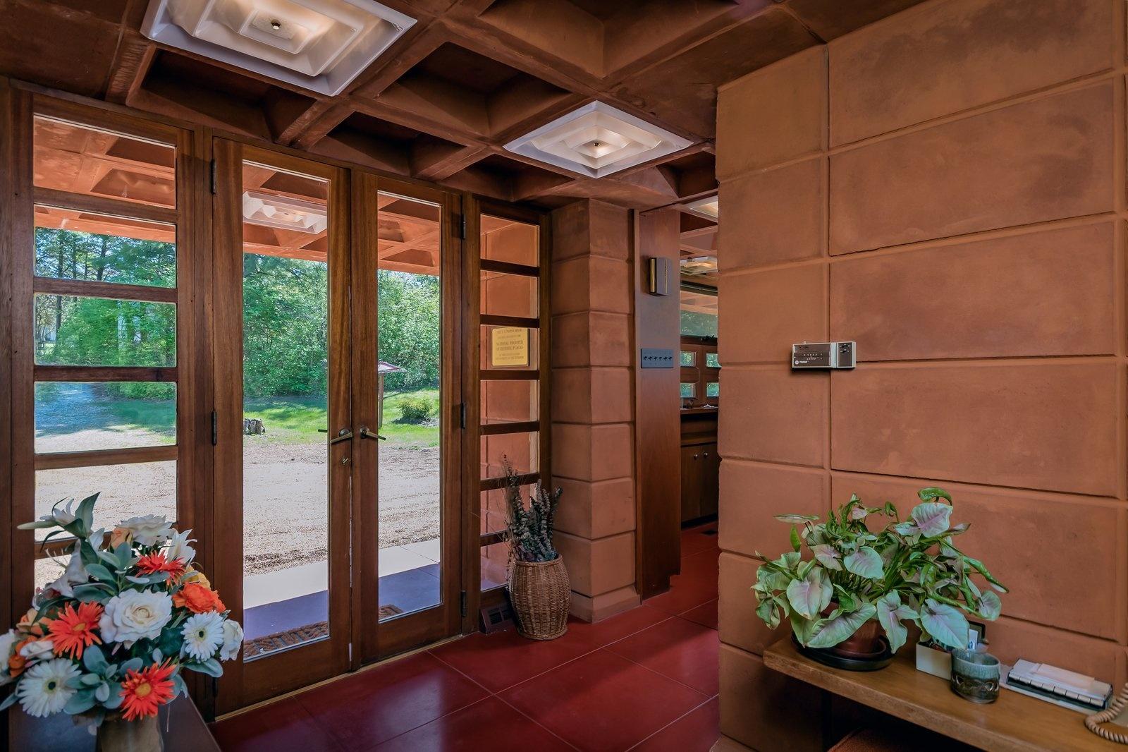 В Сент-Луисе продается дом по проекту Фрэнка Ллойда Райта (галерея 11, фото 1)