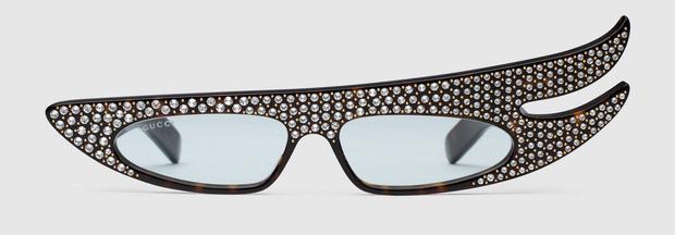 Где купить узкие солнечные очки в стиле 1990-х (фото 14)