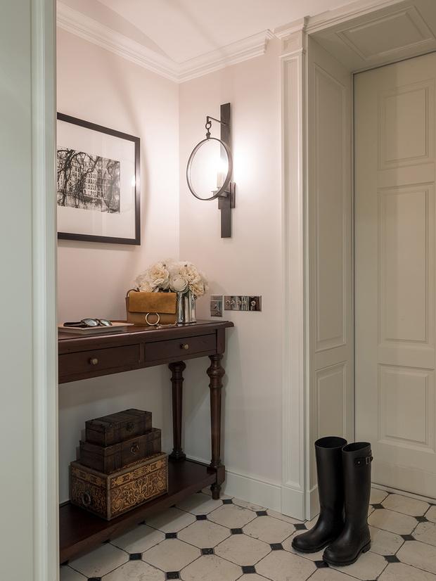 Квартира в классическом стиле на Чистых прудах: проект Дарьи Руссу (фото 18)