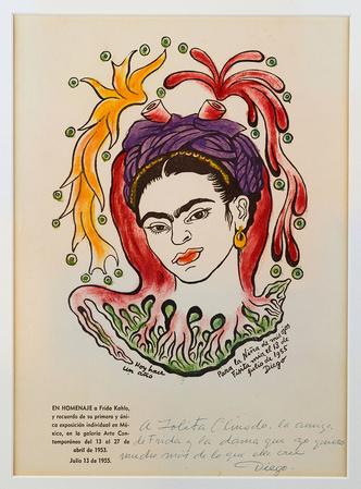 Viva la Vida: выставка Фриды Кало и Диего Риверы в ЦВЗ «Манеж» (фото 5.1)