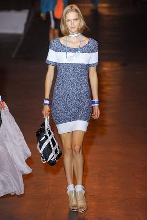 Показы мод Rag & Bone Весна-лето 2012 | Подиум на ELLE - Подиум - фото 2073