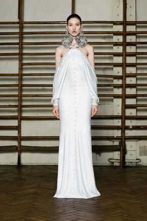 Показ Givenchy коллекции сезона Весна-лето 2012 года Haute couture - www.elle.ru - Подиум - фото 332732