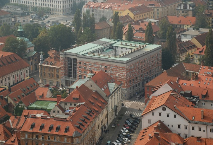 Йоже Плечник: 10 наиболее ярких проектов словенского архитектора (фото 5)