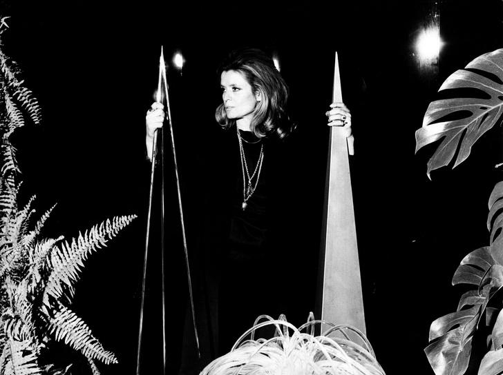 Песчаные дюны и культовый дизайн 1970-х в Dimore Gallery (фото 8)