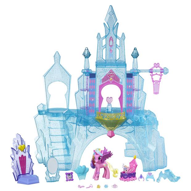 Игровой набор «Кристальный замок»
