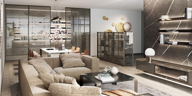Идеальный баланс: выбираем двери и мебель в едином стиле (фото 14)