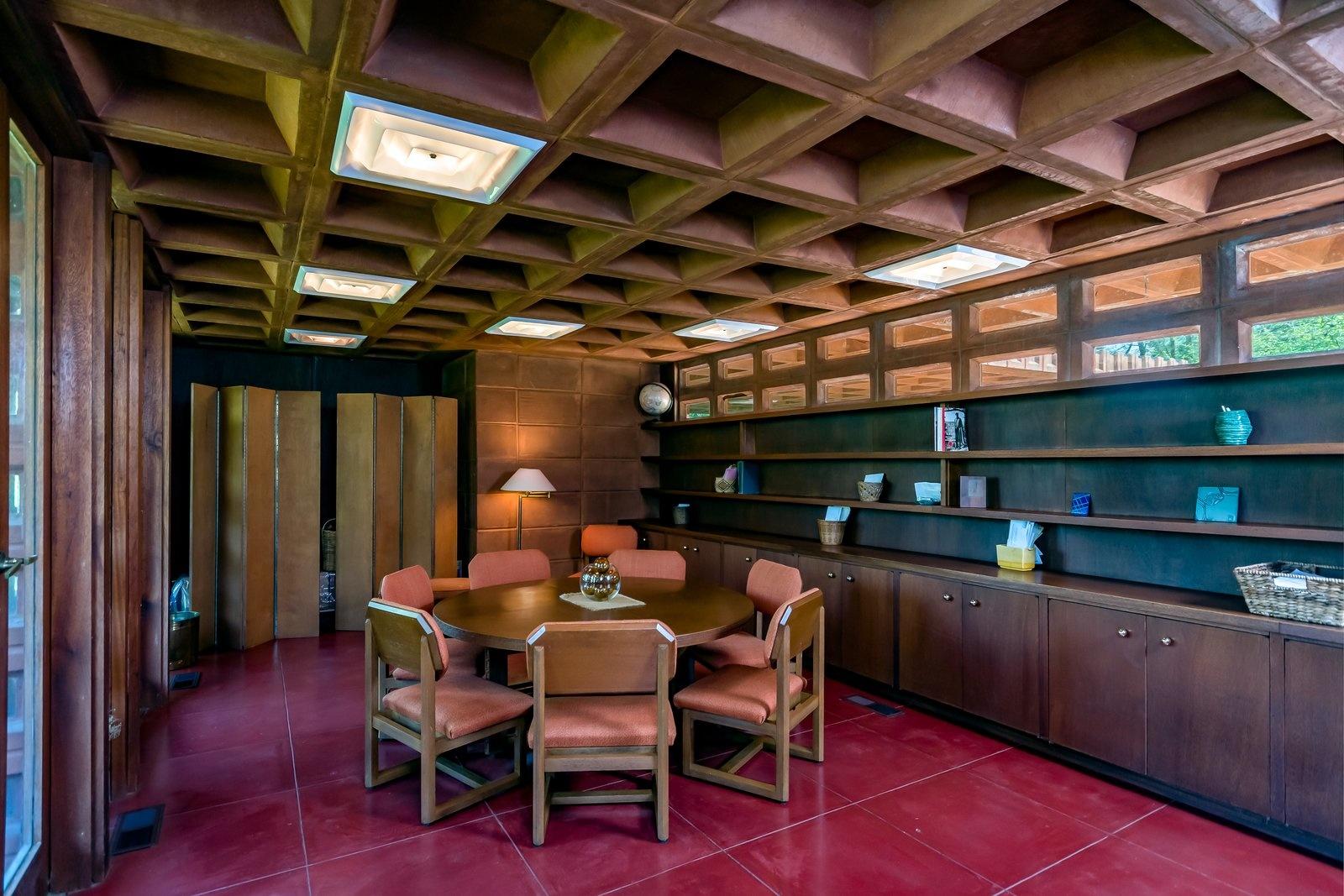 В Сент-Луисе продается дом по проекту Фрэнка Ллойда Райта (галерея 11, фото 4)