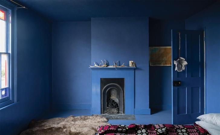 Красим стены: 10 неочевидных идей для маленьких квартир (фото 10)