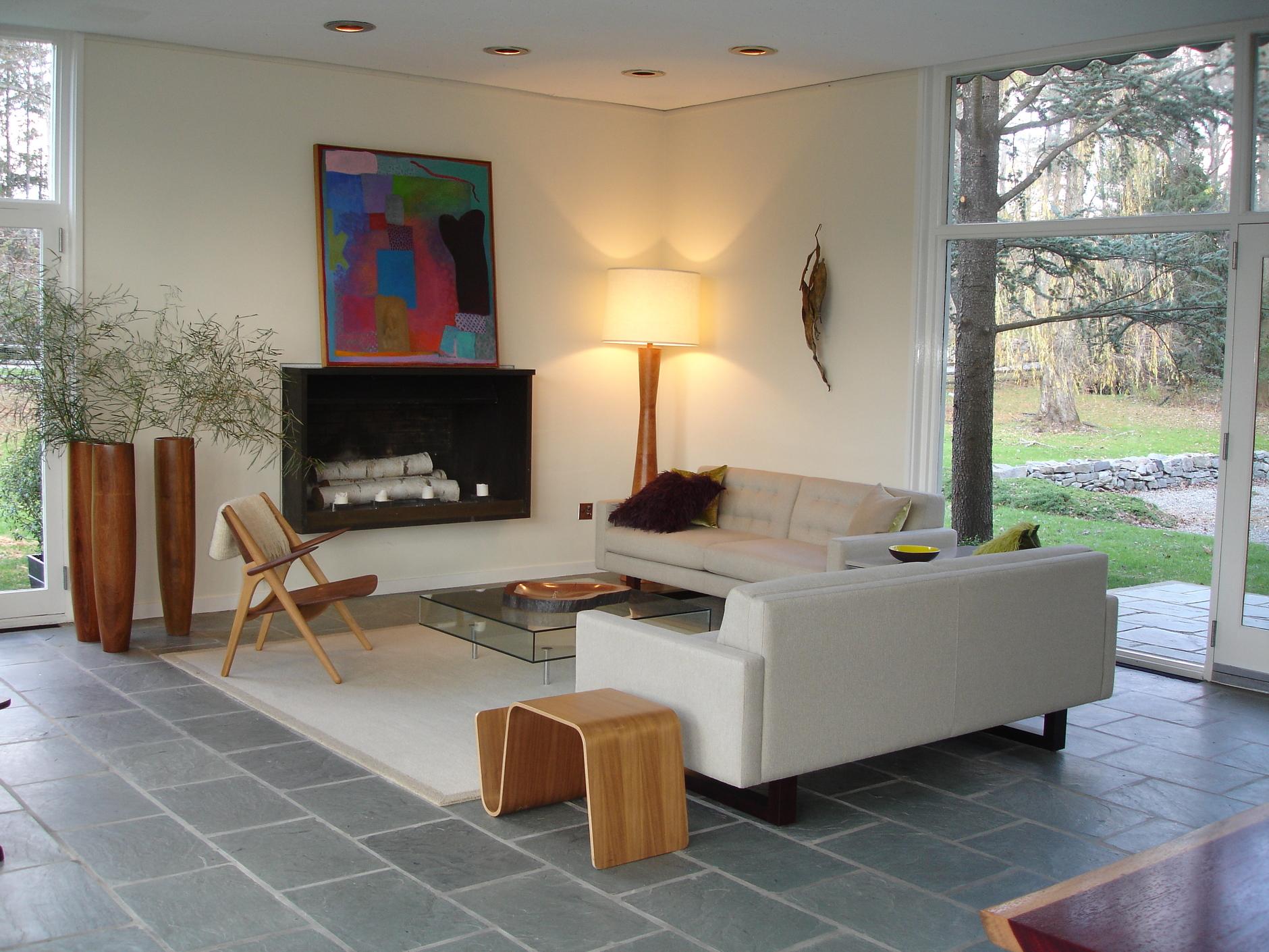 Продается дом архитектора Филипа Джонсона (галерея 6, фото 0)