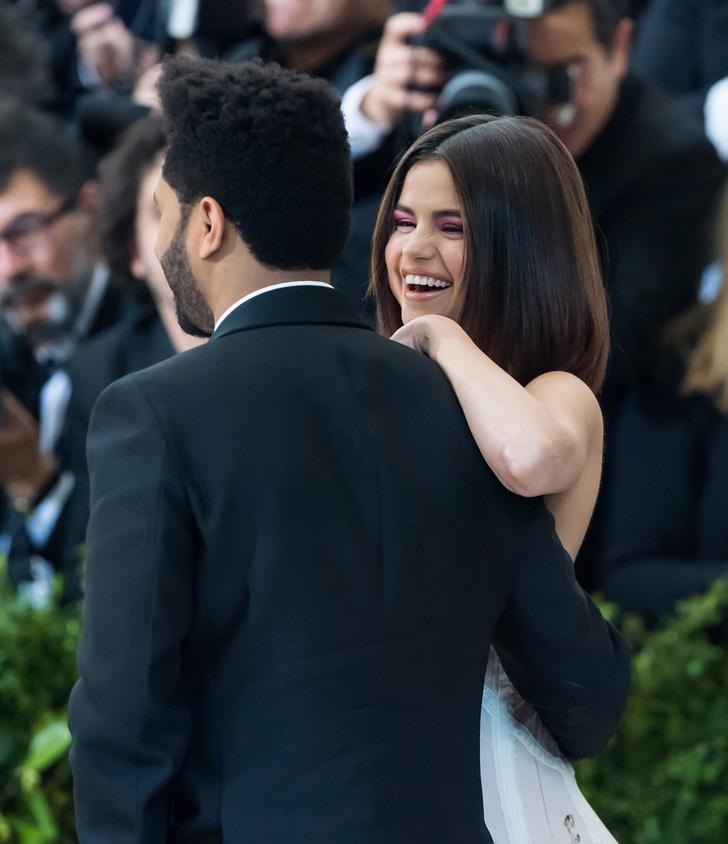 Селена Гомес и The Weeknd фото