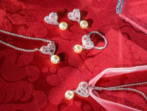 My Funny Valentine: специальные коллекции ко Дню святого Валентина | галерея [2] фото [1]