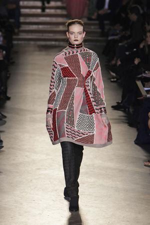 Показы мод Missoni Осень-зима 2010-2011 | Подиум на ELLE - Подиум - фото 2760