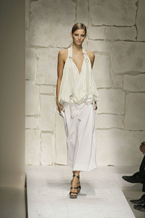Показы мод Salvatore Ferragamo Весна-лето 2009 | Подиум на ELLE - Подиум - фото 3328
