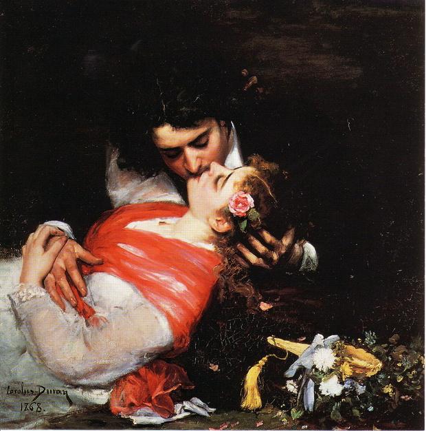 Любовное настроение: 24 культовые скульптуры, картины и фотографии поцелуев (фото 42)