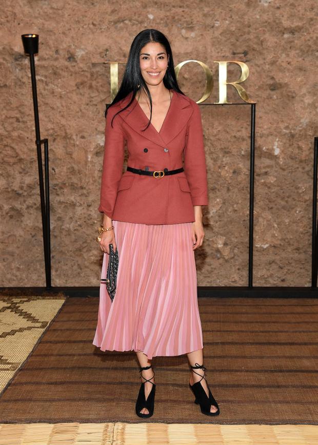 Ночь нежна: Джессика Альба, Елена Перминова и другие звезды на показе Dior Cruise в Марокко (фото 11)