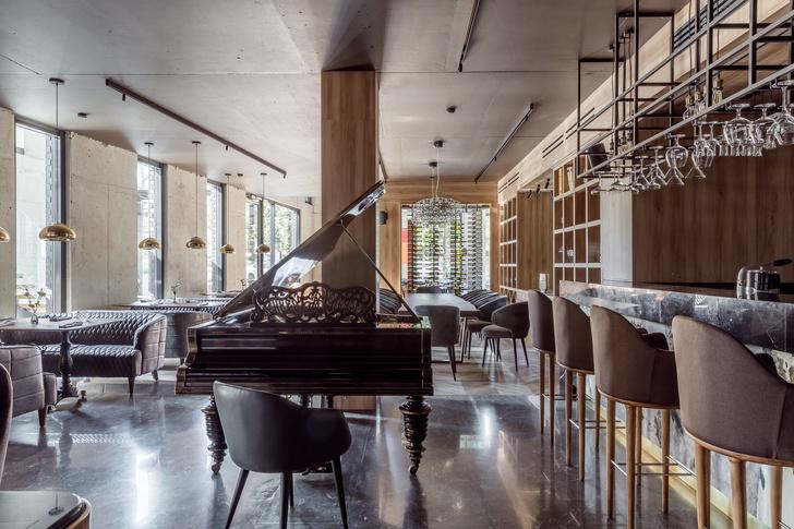 Ресторан Nabokov в Сочи (фото 5)