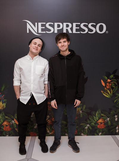 Бренд Nespresso провел литературный вечер (галерея 6, фото 5)