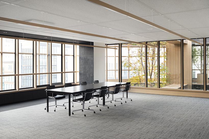 Nendo + Ikawaya Architects: офисное здание в Токио (галерея 16, фото 0)