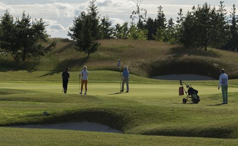 В гольф-клубе Agalarov Golf & Country Club прошел третий Чемпионат при поддержке ELLE фото 2