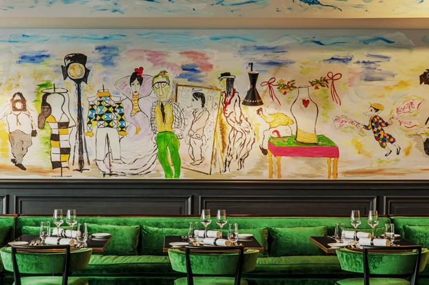 Топ-10 модных ресторанов в Париже (фото 34)