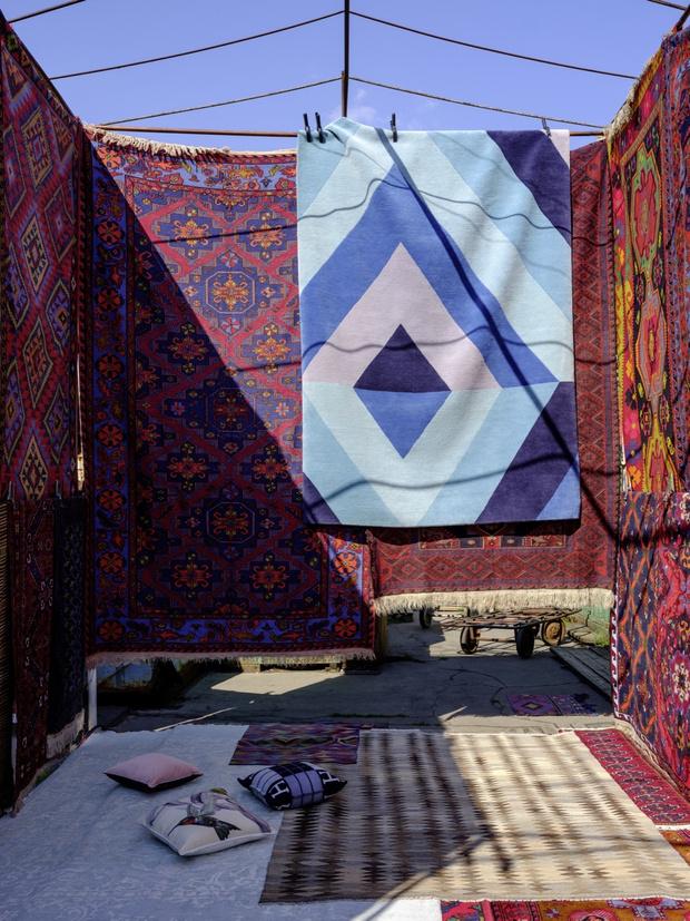 Сказка странствий: самые модные ковры сезона (фото 2)