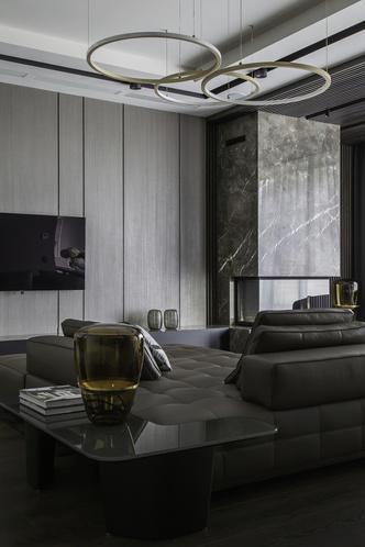 Сдержанная роскошь: дом 500 м² в Подмосковье (фото 5.1)