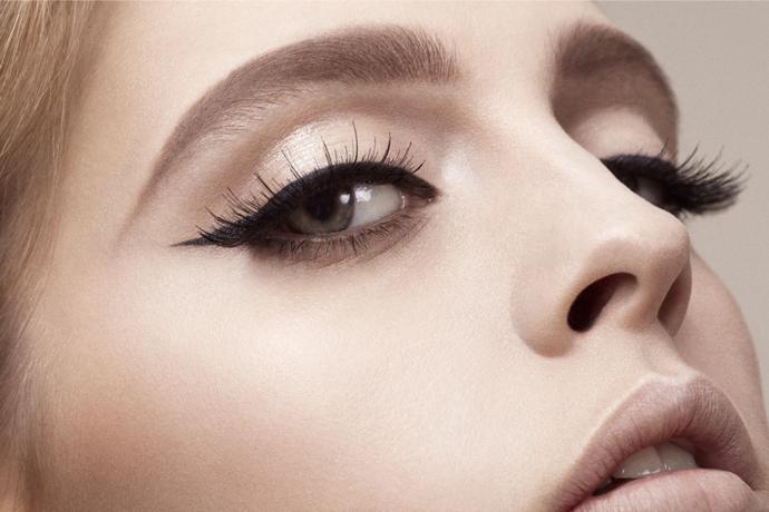 """Программа """"Взгляд"""": как замаскировать признаки усталости вокруг глаз"""