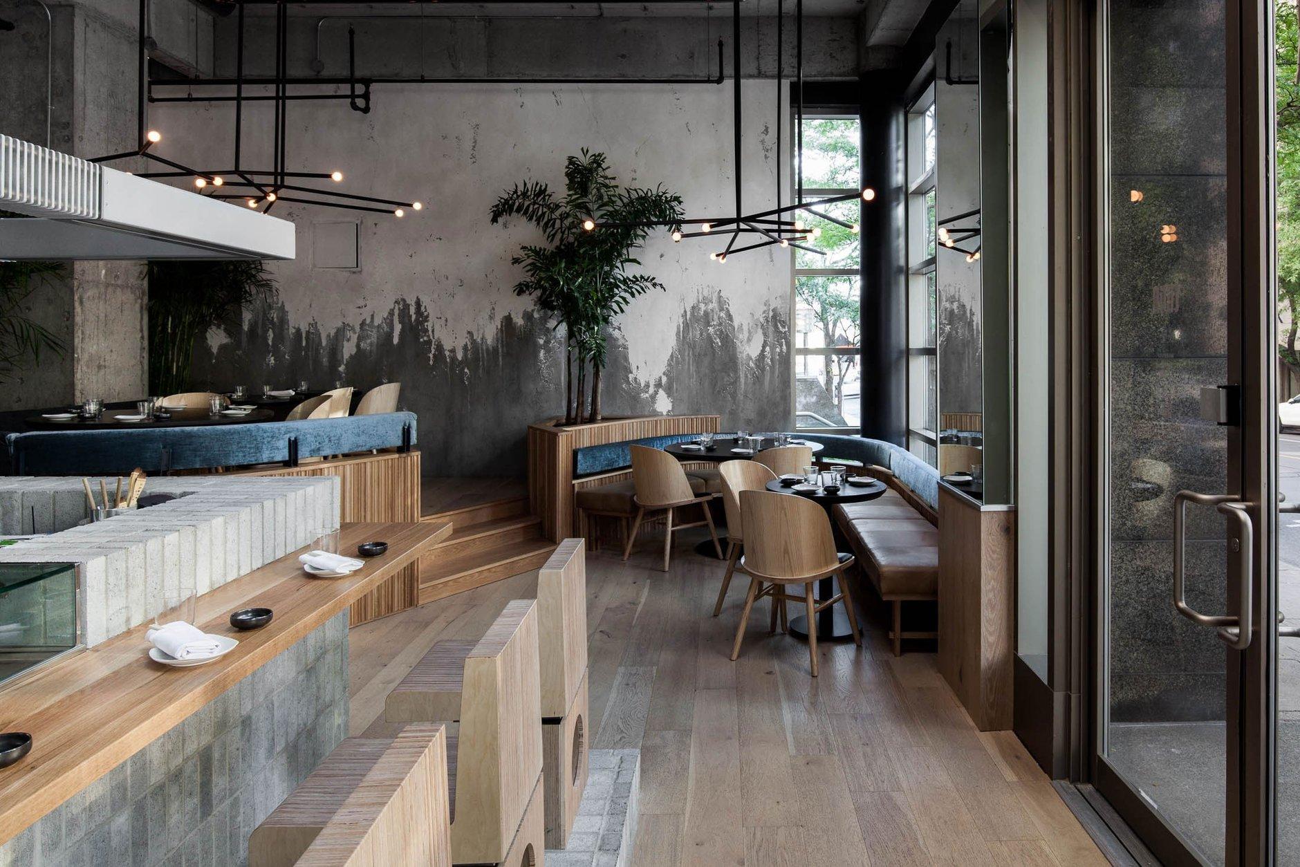 Стильный суши-бар в Монреале (галерея 5, фото 3)