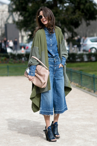 C чем носить джинсы осенью фото | галерея [1] фото [3]