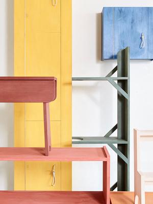 Проще простого: выставка объектов в стиле Шейкер в галерее Edelkoort (фото 6)