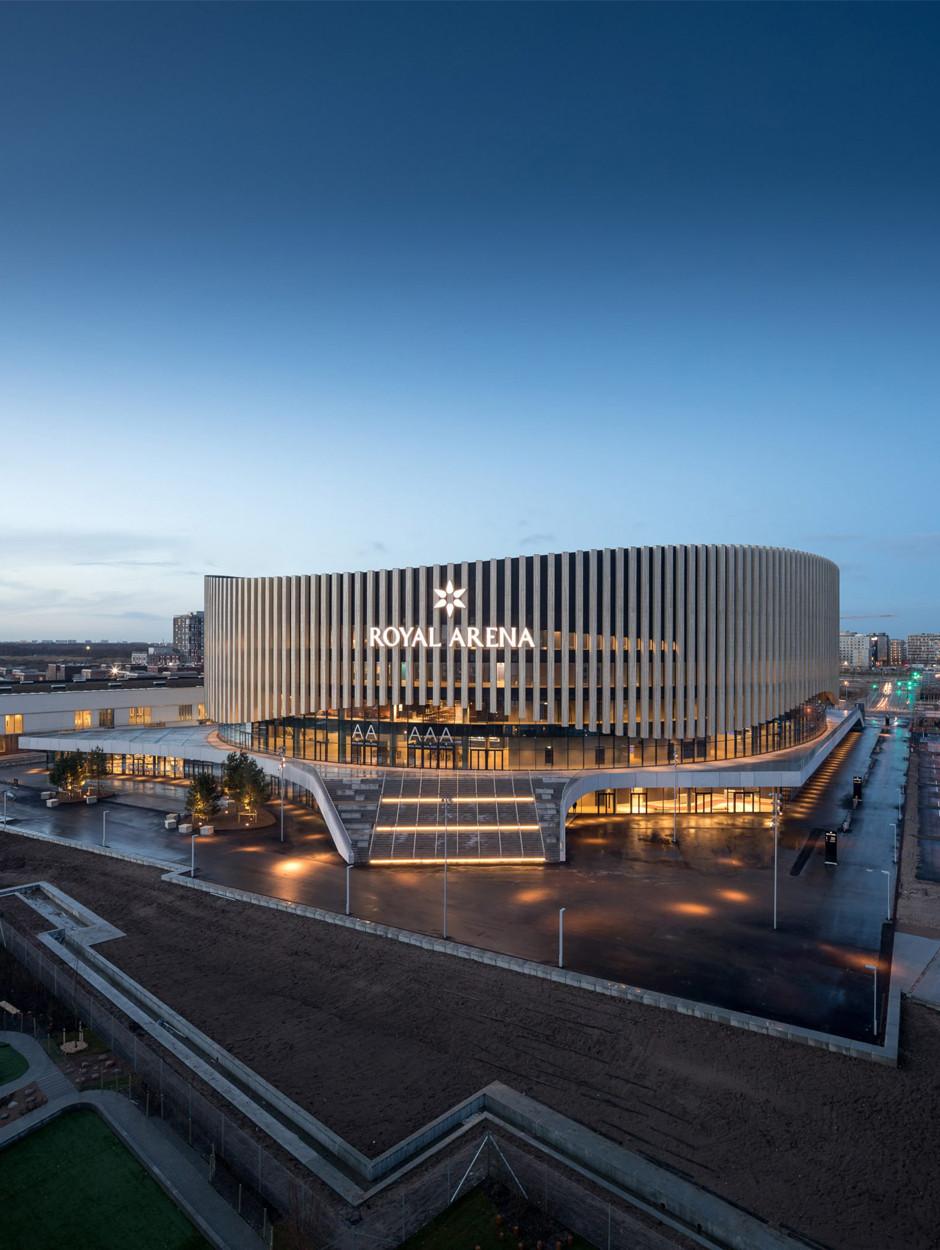 Арена в Копенгагене | галерея [1] фото [7]